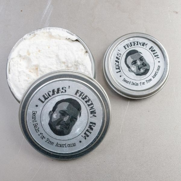 Suits Beard Balm for Men