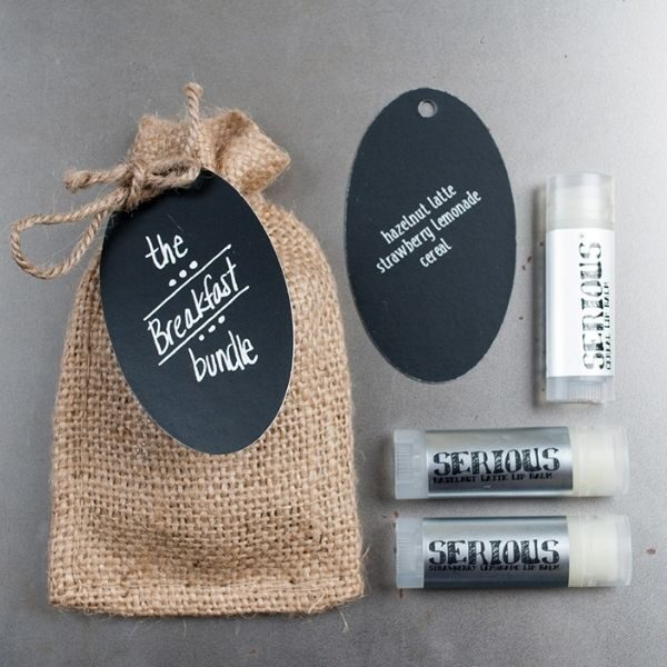Breakfast Bundle Lip Set
