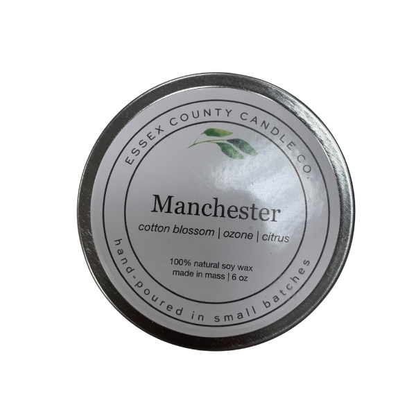 Manchester NH Candle